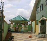 REGISTERED 5 BEDROOM HOUSE AT NORTH LEGON, HAATSO