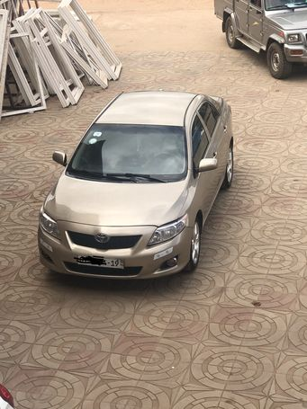 Good Toyota Corolla for sale