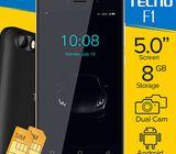 Tecno F1 8GB smartphone