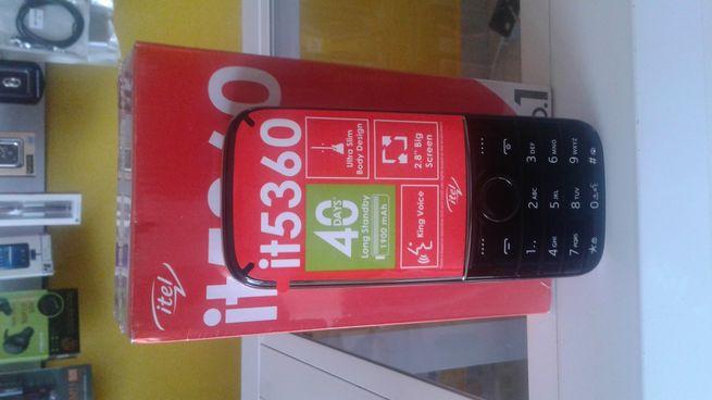 Itel it5360 dual sim phone