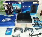 Ps4 pro home