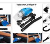 Portable car vacuum cleaner 12v