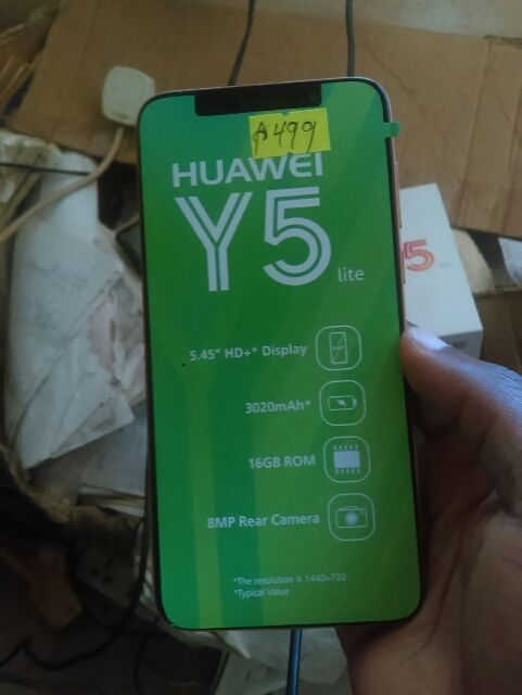 New Huawei Y5 lite  for sale