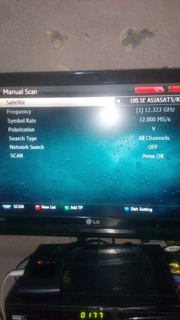 Lg digital 22 inch TV