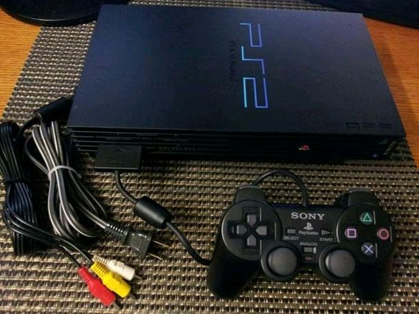 Ps2 + Games