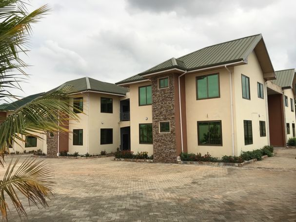 Newly built 2bedrooms apartments for rent at Oyarifa