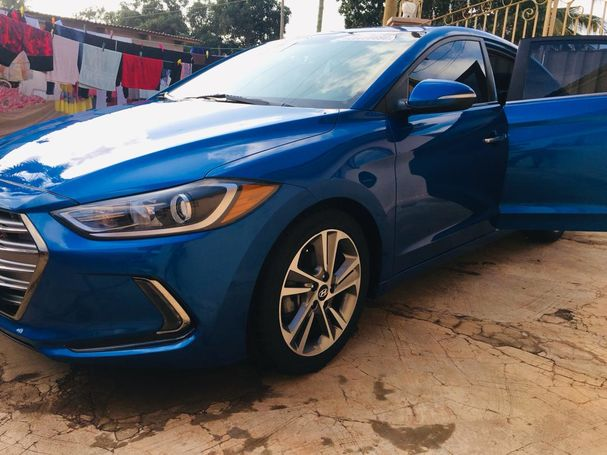 Hyundai Elantra 2017 sports car