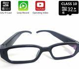 Secret camera eyeglass