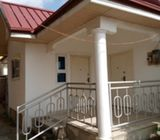 2 bedroom self compound 4rent@sapeiman for gh 1000 per month