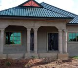 Exclusive 3Bedroom House For Sale at 3 junction Amasaman.