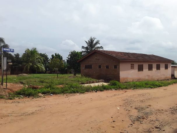 Land and 3bedroom House for Sale at Capital Hill, Sowotuom