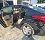 Hyundai Elantra. Model: 2012