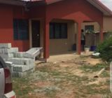 REGISTERED 3 BEDROOM HOUSE NEAR VALLEY VIEW UNIV. OYIBI