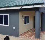 NEW 3 MASTER BEDROOM HOUSE AT ACP KWABENYA