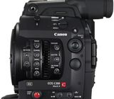 Canon EOS C100 Mark II Cinema EOS Camera with Dual Pixel CMOS AF (Body Only) International Version (