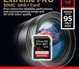 Sandisk SD SDHC Memory Cards