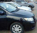 Toyota corolla 2009 model for sale