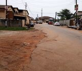 Old Buildind on 2Plots for sale at Teshie