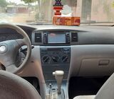A very well maintain Corolla Le used by a Pastor for sale