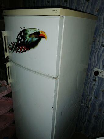 Used double door fridge