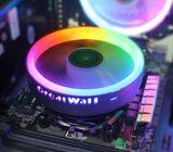 RGB CPU Gaming Cooling Fans