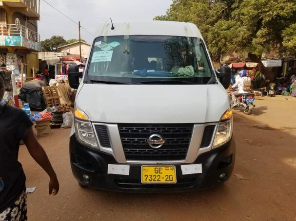 Nissan NV400 Van For Sale