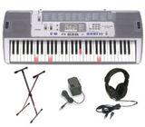 musical instrument.casio lk100 organ