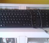 Dell kb216 wired keyboard Home used