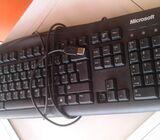 Microsoft usb wired keyboard 200 Home-used