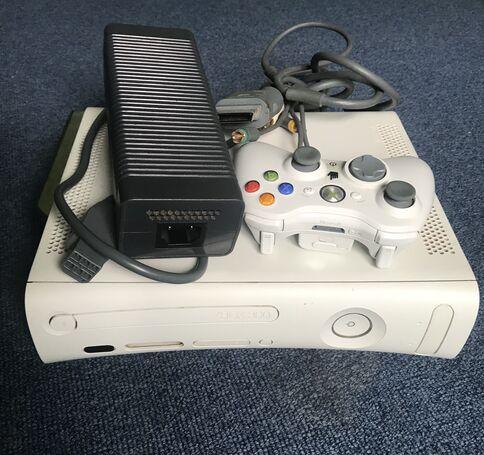 Xbox 360 320 gig