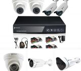 CCTV CAMERA INSTALLATION AND SERVICING