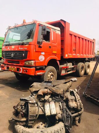 HOWO SINO TRUCK FOR SALE