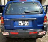 2008 Ford Escape 2.3litre