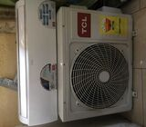 TCL 1.5 horse power air conditioner