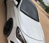 Mercedes Benz Cla-250 2017- White