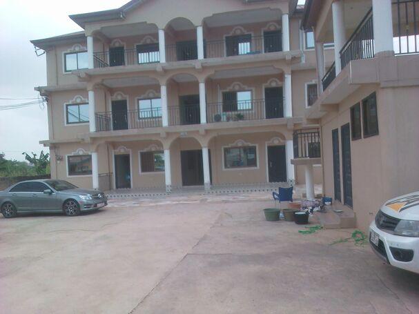 1yr 2 Bedrooms Apt Storey For Rent At Anyaa Market