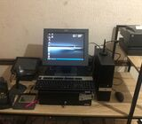 Complete Touchscreen Pos Bundle System + Software + Setup
