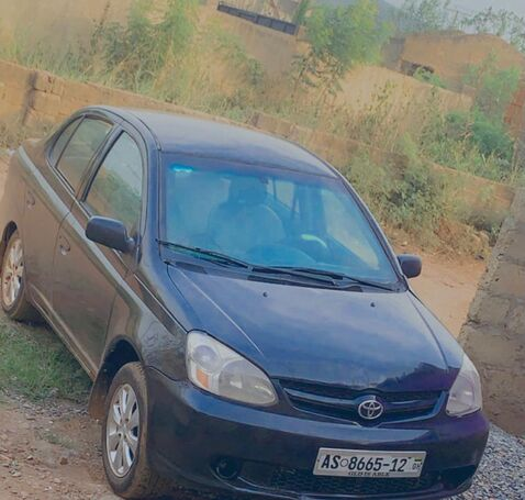 Toyota Echo for sale 15,000 cedis
