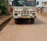 Clean Tata bus