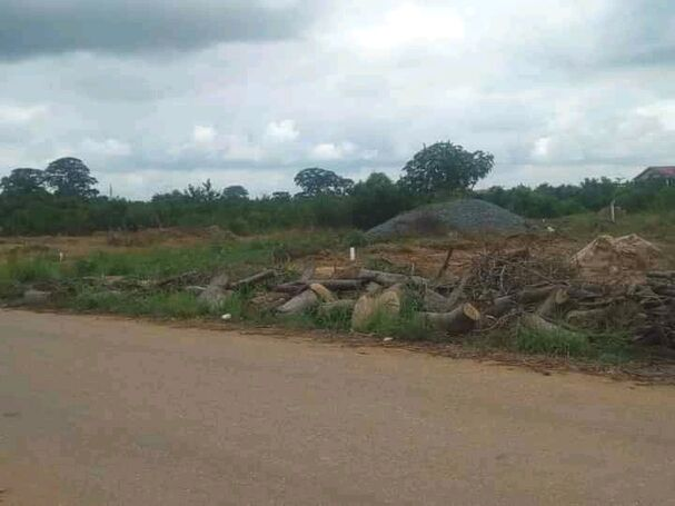Company Registered Plots @ Oyibi Malejor Roadside