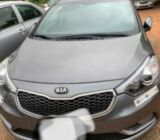 Kia Cerato 2016 1.6L for quick sale