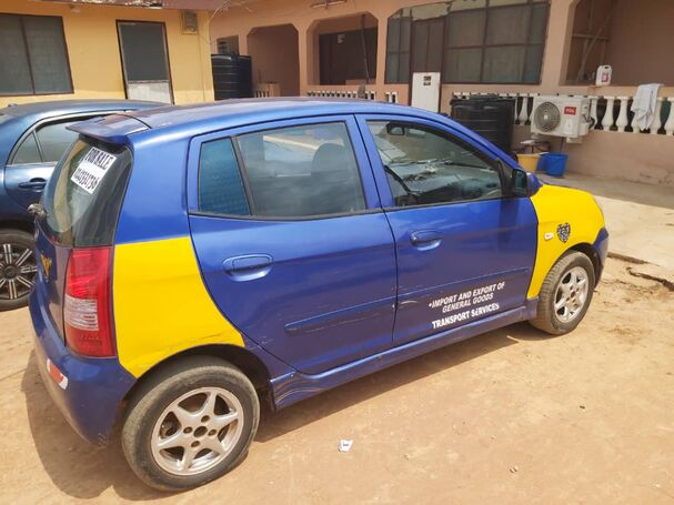 KIA PICANTO, Ghana use going for a cool price