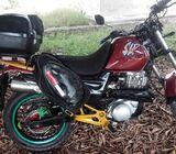 A Strong Honda bike