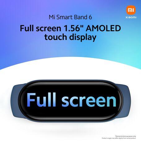 Xiaomi Mi Band 6 2021 Original Edition With Spo2 Smart Watch