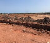 plot of land well demarcated with roads and gutter @ community 25 extension for sale