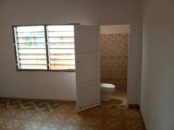 single room Self contained TAIFA 2years