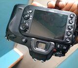 Nikon d610 with 50mm lens