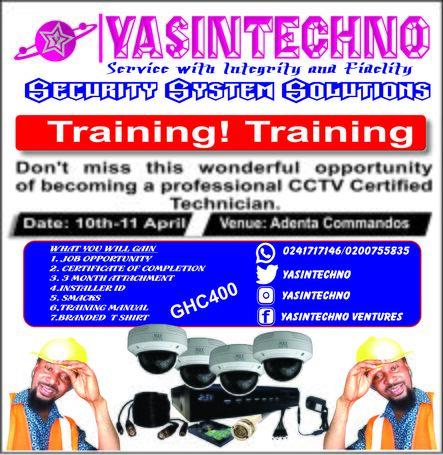 Cctv training