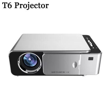 HD T6 Led projector 3500Lumen
