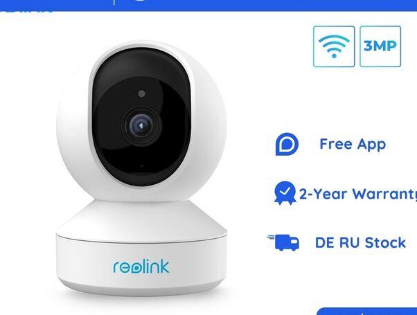 Reolink wireless ptz rotating camera